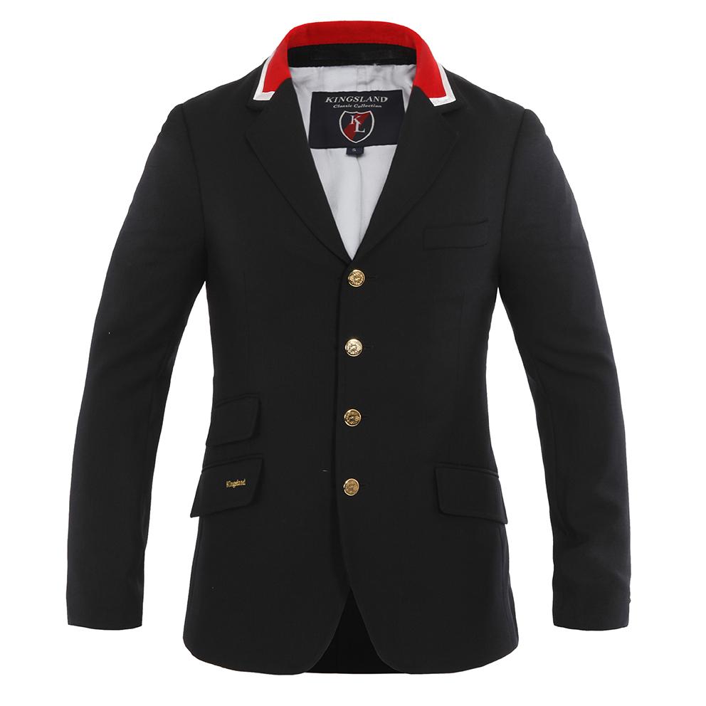 Kavaj Kingsland Classic Show Jacket Girl   Navy